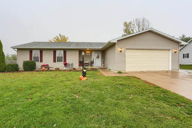 1700 Magnolia Drive, ST. JOSEPH, IL 61873 (MLS #10917851) :: Ryan Dallas Real Estate