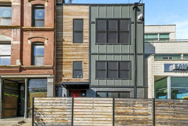 1414 W Division Street #1, Chicago, IL 60642 (MLS #10917855) :: RE/MAX Next