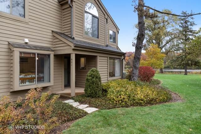 931 N Shoreline Road #931, Lake Barrington, IL 60010 (MLS #10917864) :: Helen Oliveri Real Estate