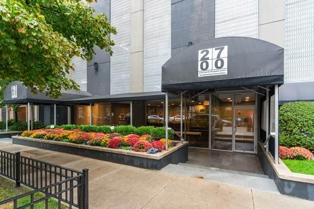 2700 N Hampden Court N 8B, Chicago, IL 60614 (MLS #10917913) :: RE/MAX Next