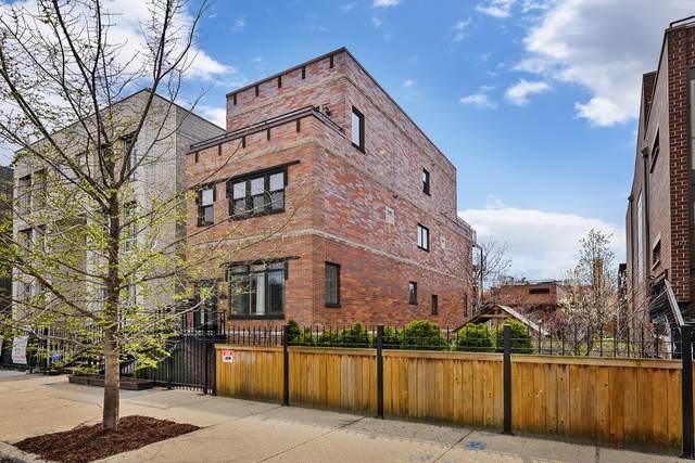 1115 W Chestnut Street, Chicago, IL 60642 (MLS #10917937) :: RE/MAX Next