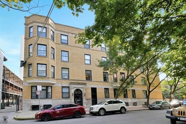 211 W Saint Paul Avenue #3, Chicago, IL 60614 (MLS #10917984) :: RE/MAX Next