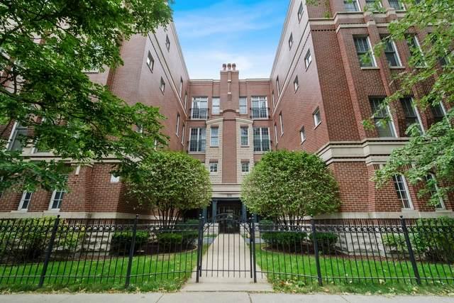 3845 N Ashland Avenue 2E, Chicago, IL 60613 (MLS #10918016) :: RE/MAX Next