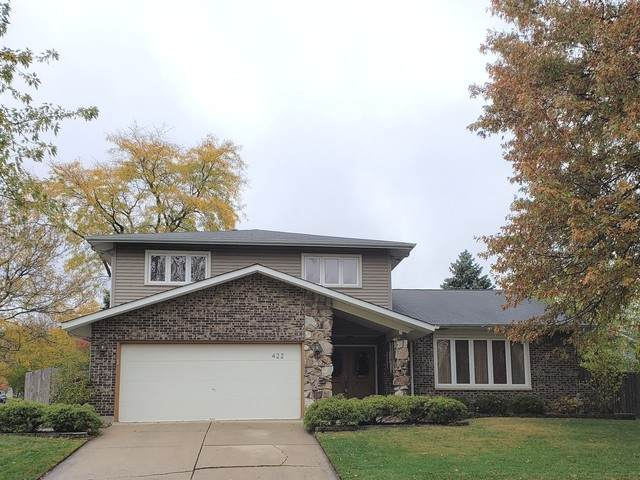 422 Assembly Drive, Bolingbrook, IL 60440 (MLS #10918049) :: The Wexler Group at Keller Williams Preferred Realty