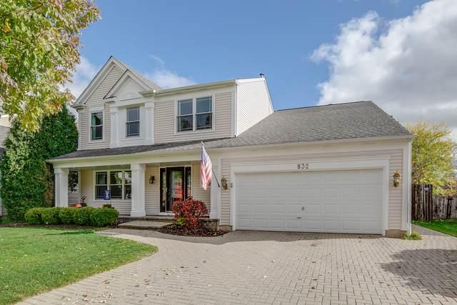 832 Tylerton Circle, Grayslake, IL 60030 (MLS #10918139) :: RE/MAX IMPACT