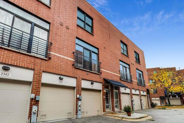 2340 W George Street #24, Chicago, IL 60618 (MLS #10918151) :: BN Homes Group