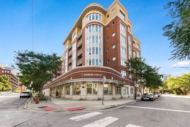657 W Fulton Street #404, Chicago, IL 60661 (MLS #10918220) :: RE/MAX Next