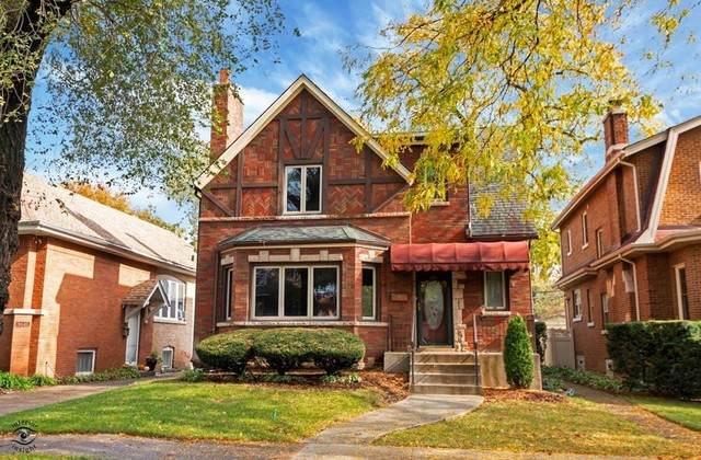 9645 S Hamilton Avenue, Chicago, IL 60643 (MLS #10918354) :: Lewke Partners