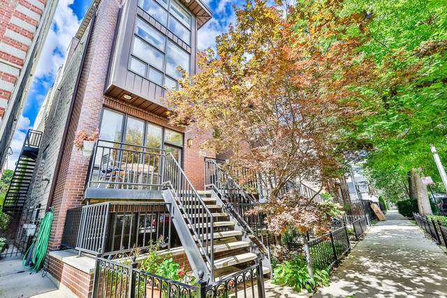 934 N Honore Street #1, Chicago, IL 60622 (MLS #10918359) :: RE/MAX Next