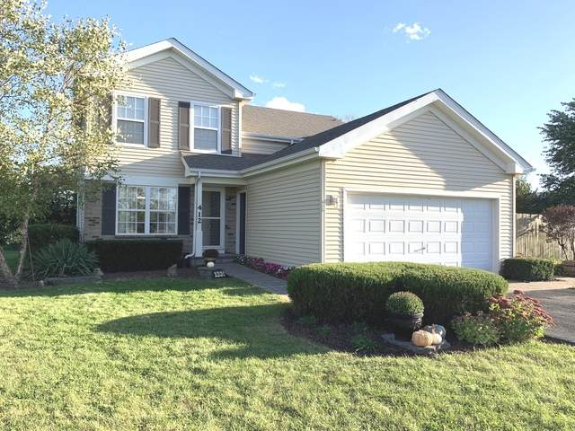 412 Pheasant Run Court, Joliet, IL 60433 (MLS #10918391) :: The Wexler Group at Keller Williams Preferred Realty