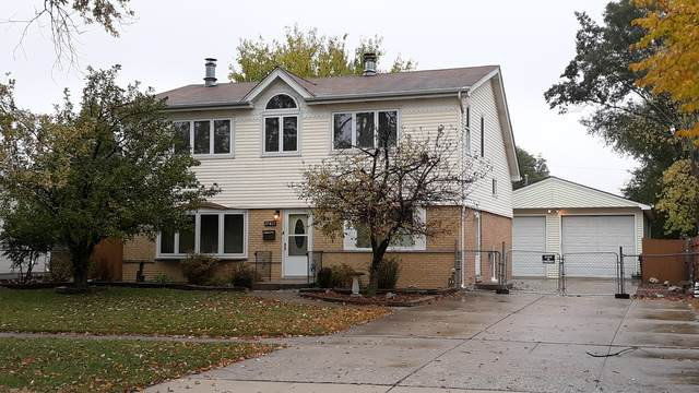 17417 Odell Avenue, Tinley Park, IL 60477 (MLS #10918460) :: Century 21 Affiliated