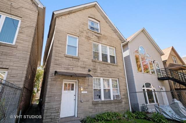 2525 W Haddon Avenue, Chicago, IL 60622 (MLS #10918535) :: Property Consultants Realty