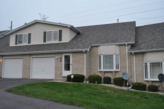 2031 Manico Court #2031, Crest Hill, IL 60403 (MLS #10918561) :: Property Consultants Realty