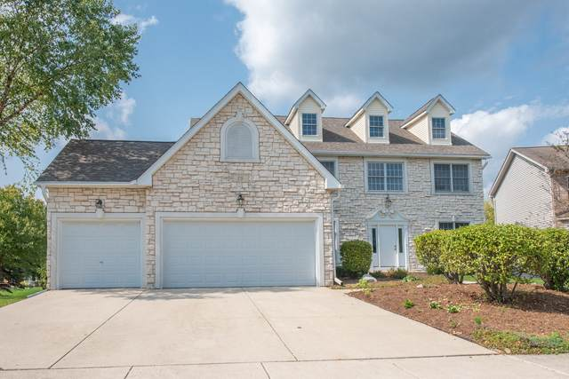 19 W Sandstone Court, South Elgin, IL 60177 (MLS #10918579) :: John Lyons Real Estate