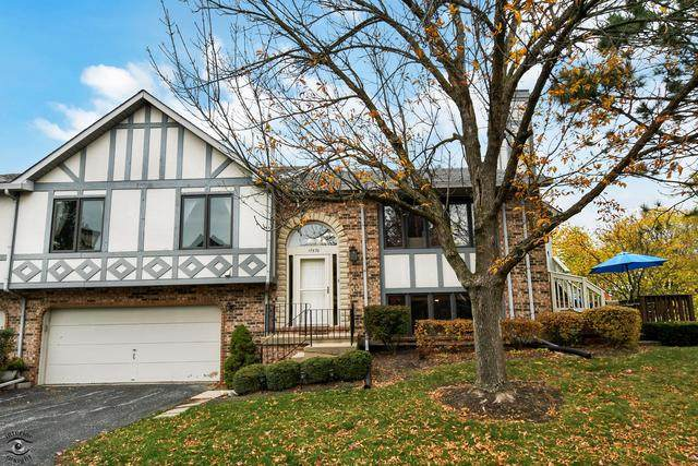 17570 Drummond Drive #173, Tinley Park, IL 60487 (MLS #10918588) :: Century 21 Affiliated