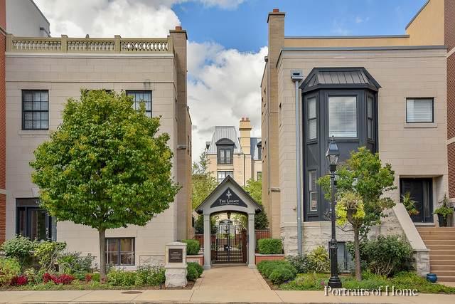 462 Pennsylvania Avenue 2S, Glen Ellyn, IL 60137 (MLS #10918624) :: The Wexler Group at Keller Williams Preferred Realty