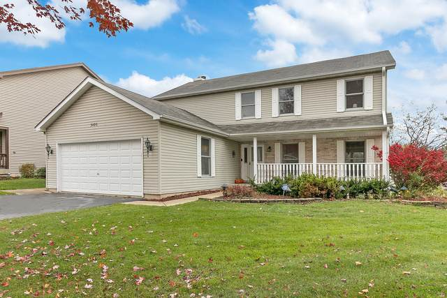 3420 Turnberry Drive, Mchenry, IL 60050 (MLS #10918628) :: John Lyons Real Estate