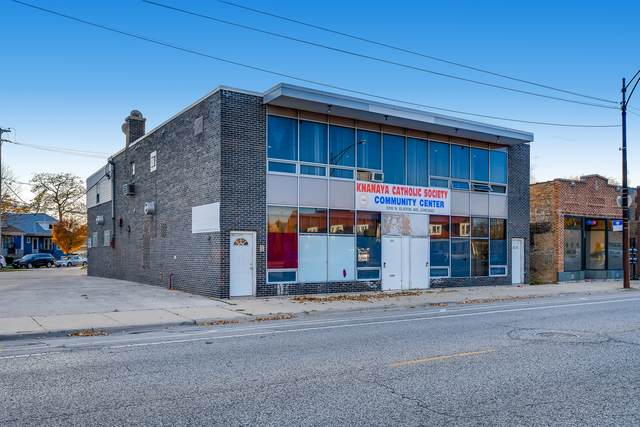 5110 N Elston Avenue, Chicago, IL 60630 (MLS #10918651) :: Helen Oliveri Real Estate