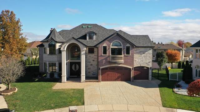 7818 Braeloch Court, Orland Park, IL 60462 (MLS #10918666) :: John Lyons Real Estate