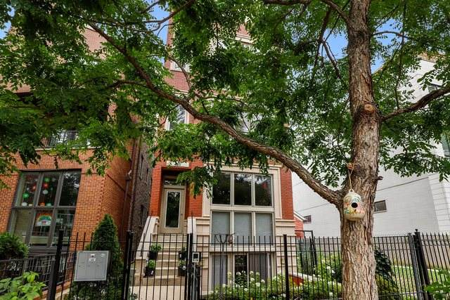 865 N Wood Street #2, Chicago, IL 60622 (MLS #10918736) :: Property Consultants Realty