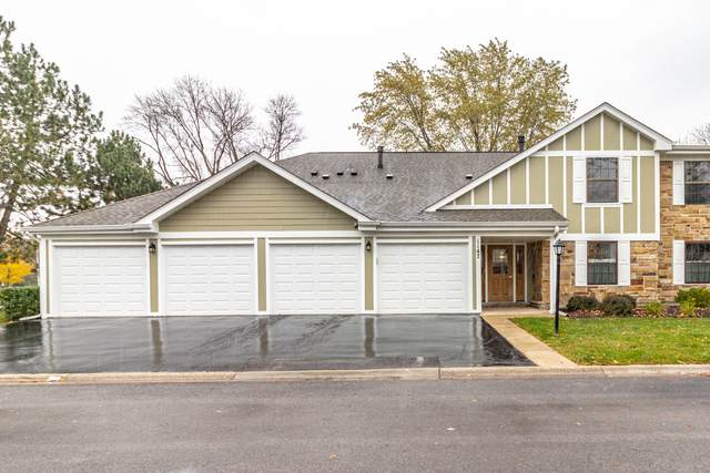 1147 Middlebury Lane A2, Wheeling, IL 60090 (MLS #10918774) :: BN Homes Group