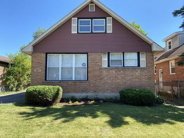 16921 Glen Oaks Drive, Country Club Hills, IL 60478 (MLS #10918781) :: John Lyons Real Estate
