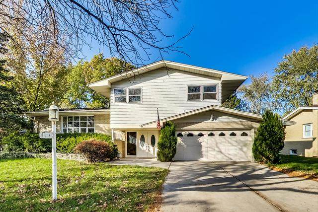 2714 S Briarwood Drive, Arlington Heights, IL 60005 (MLS #10918795) :: Jacqui Miller Homes