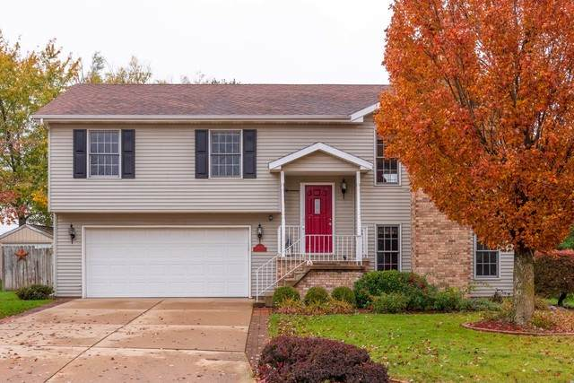 1408 O'reilly Court, Normal, IL 61761 (MLS #10918847) :: Helen Oliveri Real Estate
