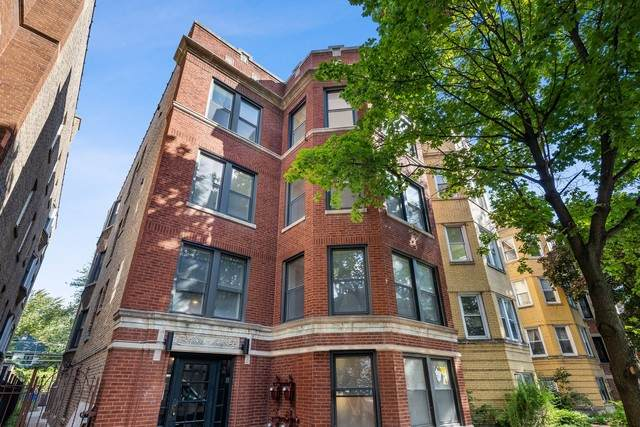 1436 W Elmdale Avenue #1, Chicago, IL 60660 (MLS #10918886) :: Helen Oliveri Real Estate