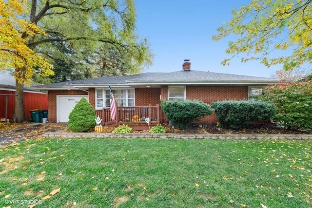 1112 S Lincoln Street, Lockport, IL 60441 (MLS #10918993) :: Property Consultants Realty