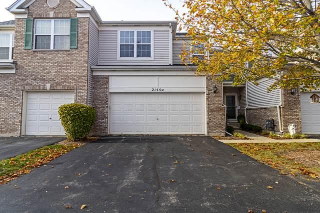 2145 Braeburn Drive D, Wauconda, IL 60084 (MLS #10919026) :: Littlefield Group