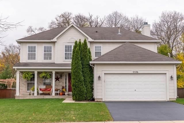 3526 Boyer Lane, Plano, IL 60545 (MLS #10919035) :: John Lyons Real Estate