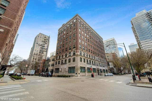 1255 N State Parkway 4E, Chicago, IL 60610 (MLS #10919101) :: Property Consultants Realty