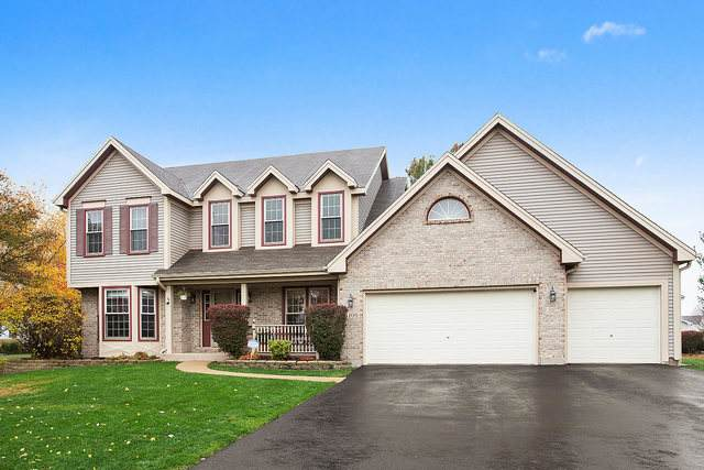 5106 Turnberry Court, Plainfield, IL 60586 (MLS #10919134) :: The Wexler Group at Keller Williams Preferred Realty