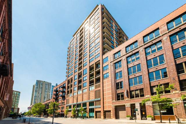 400 W Ontario Street #1105, Chicago, IL 60654 (MLS #10919180) :: BN Homes Group