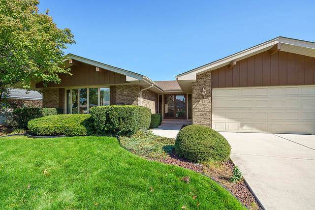 12549 S Nashville Avenue, Palos Heights, IL 60463 (MLS #10919241) :: The Wexler Group at Keller Williams Preferred Realty