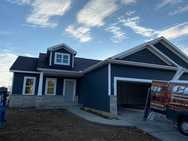 2612 Handel Drive, Bloomington, IL 61704 (MLS #10919267) :: Helen Oliveri Real Estate