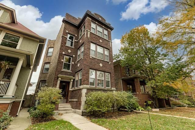 1309 W Rosedale Avenue #1, Chicago, IL 60660 (MLS #10919289) :: Helen Oliveri Real Estate