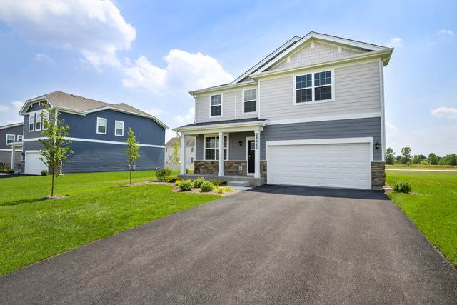 25426 W Ryan Lane, Plainfield, IL 60586 (MLS #10919293) :: The Wexler Group at Keller Williams Preferred Realty