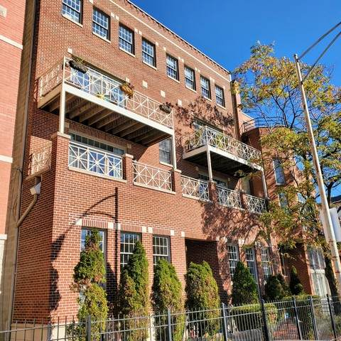 1648 W Augusta Boulevard #2, Chicago, IL 60622 (MLS #10919308) :: Property Consultants Realty