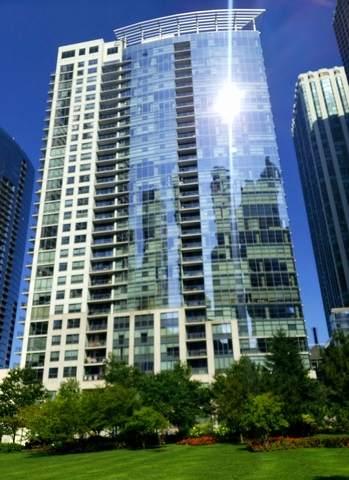 201 N Westshore Drive #1002, Chicago, IL 60601 (MLS #10919315) :: Janet Jurich