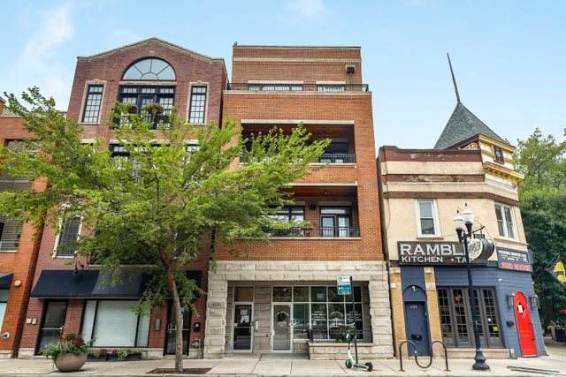 4126 N Lincoln Avenue #4, Chicago, IL 60618 (MLS #10919324) :: Suburban Life Realty