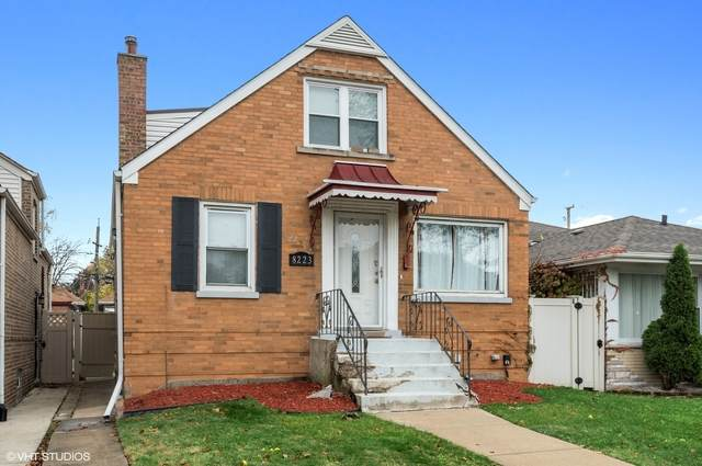 8223 S La Salle Street, Chicago, IL 60620 (MLS #10919369) :: Helen Oliveri Real Estate