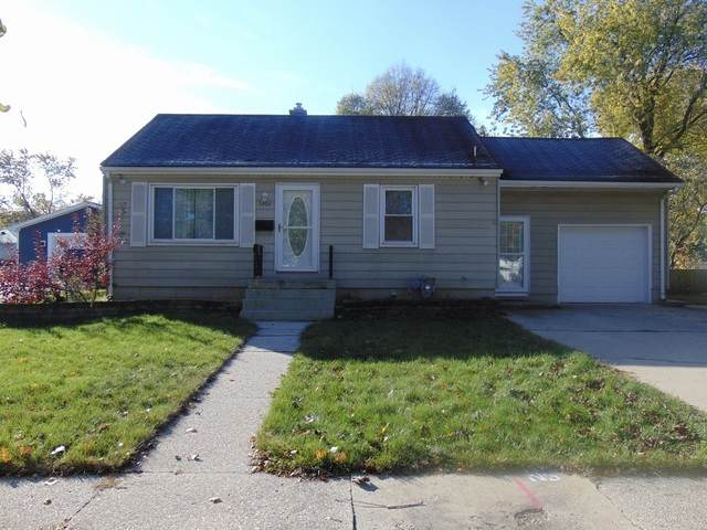 1302 Agnes Avenue, Joliet, IL 60435 (MLS #10919396) :: The Wexler Group at Keller Williams Preferred Realty