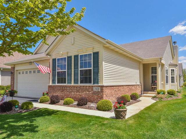 2808 Hillcrest Circle, Naperville, IL 60564 (MLS #10919456) :: The Wexler Group at Keller Williams Preferred Realty