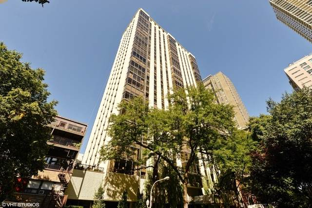 100 E Bellevue Place 18D, Chicago, IL 60611 (MLS #10919490) :: Property Consultants Realty