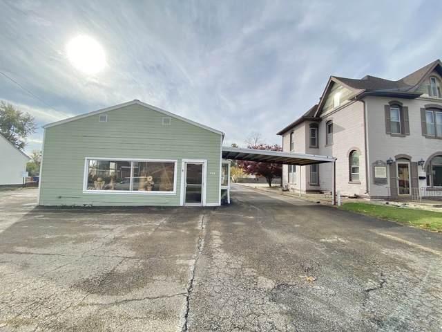 508 E Champaign Avenue, Rantoul, IL 61866 (MLS #10919491) :: Ryan Dallas Real Estate