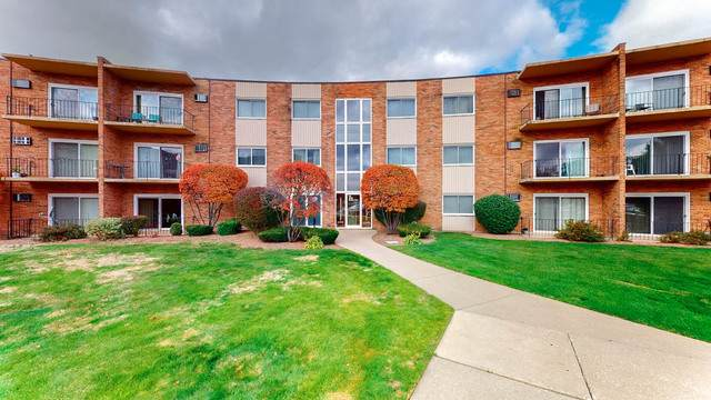 9724 S Karlov Avenue #201, Oak Lawn, IL 60453 (MLS #10919493) :: The Wexler Group at Keller Williams Preferred Realty