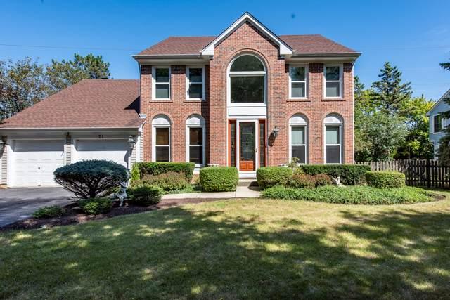 71 Saint Clair Lane, Vernon Hills, IL 60061 (MLS #10919527) :: Suburban Life Realty