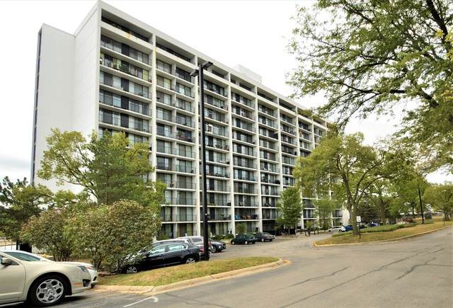 2015 S Finley Road #700, Lombard, IL 60148 (MLS #10919529) :: Helen Oliveri Real Estate